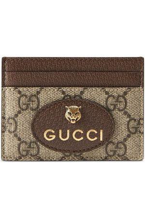 Gucci Man Plånböcker - GG Supreme korthållare