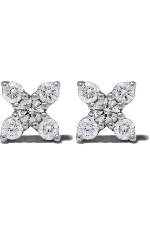 Dana Rebecca Designs Ava Bea diamantörhängen i 14K vitguld