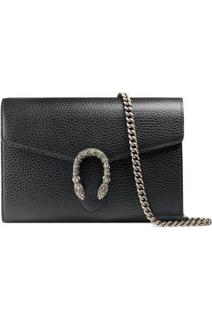 Gucci Kvinna Plånböcker - Dionysus leather mini chain bag
