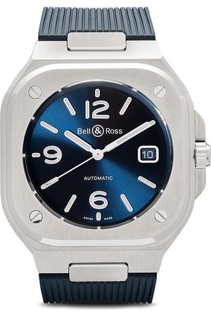 Bell & Ross BR 05 Blue Steel 40 mm klocka