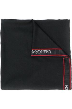 Alexander McQueen Man Halsdukar - 5959504807Q 1074 Ull eller fin djurpäls>Ull