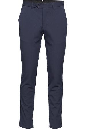 Selected Slhslim-Carlo Flex Pants B Noos Kostymbyxor Formella Byxor