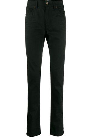 Saint Laurent Used-effect skinny jeans
