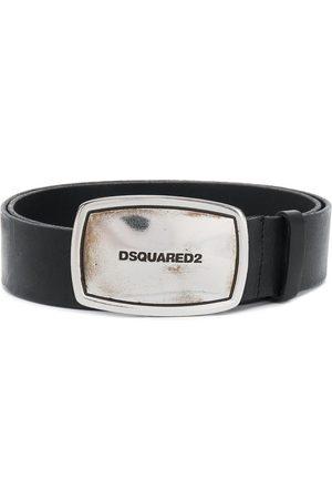 Dsquared2 Skärp med logotypspänne