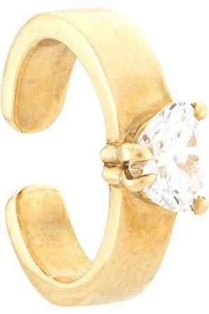 Anita Diamantörhänge i 18K gult