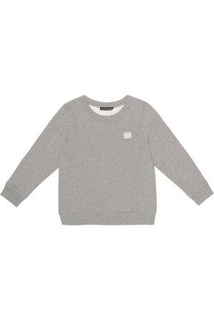 Acne Studios Mini Fairview Face cotton sweatshirt