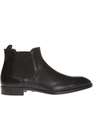 Armani Chelsea boots