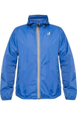 K-Way Man Regnjackor - Regn jacka med logo
