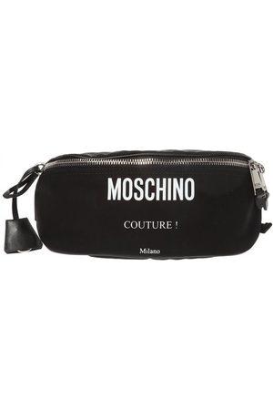 Moschino Logo-printed belt bag