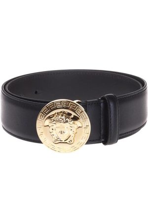 VERSACE Decorative Buckle Belt