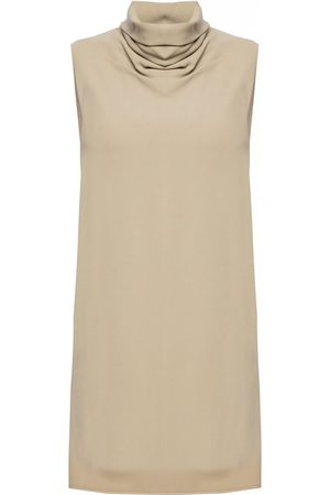 The Row Dress with collar