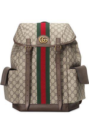 Gucci Monogrammönstrad ryggsäck