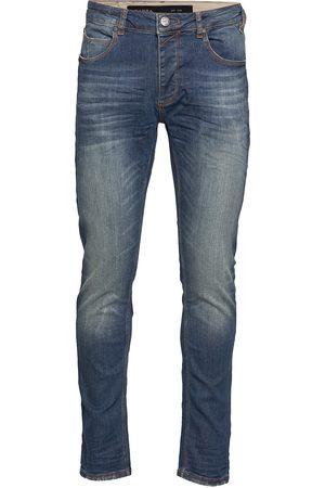 Gabba Rey 44617 Jeans Slimmade Jeans Blå