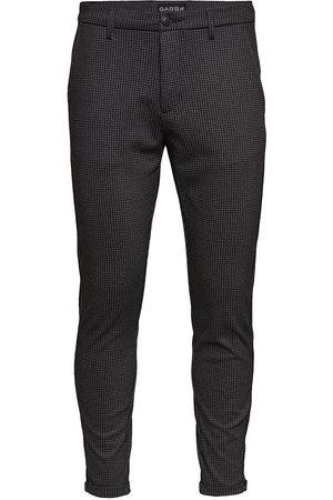 Gabba Pisa Kd3920 Black Hound Pant Kostymbyxor Formella Byxor
