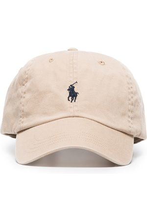 Polo Ralph Lauren Keps med broderad logotyp