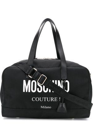 Moschino Logo holdall
