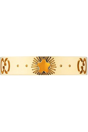 Gucci Icon star ring i 18K gult guld