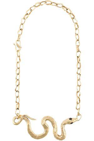 Goossens X Harumi Klossowska de Rola halsband med ormmotiv