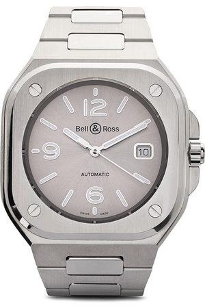 Bell & Ross BR 05 Black Steel 40 mm klocka