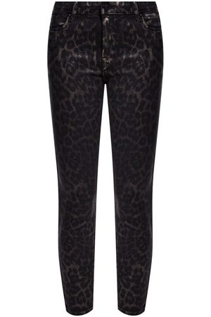 AllSaints 'Grace' patterned jeans