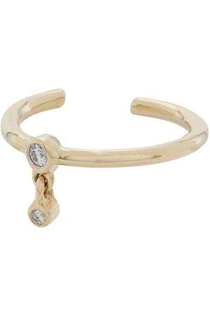 Maria Black Lady diamond embellished ear cuff