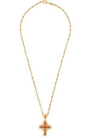 Dolce & Gabbana Halsband med krucifix