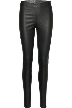 YAS Zeba Stretch Leather Legging Noos Leather Leggings/Byxor