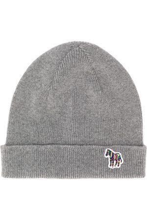 Paul Smith Logo beanie hat