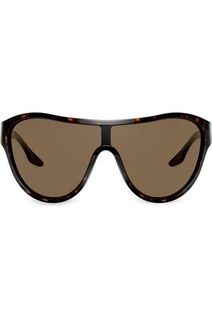 Prada Mask shaped sunglasses