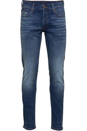 Lindbergh Superflex Jeans Original Blue Slimmade Jeans