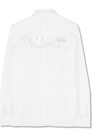 Helmut Lang Shirt Print