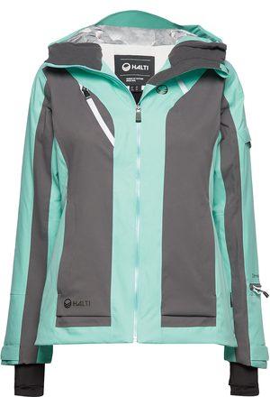 Halti Podium Women'S Dx Ski Jacket Outerwear Sport Jackets