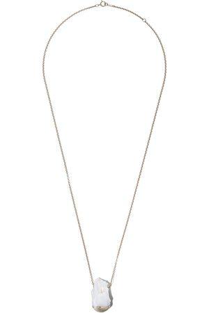 Mizuki Halsband i 14K gult guld med pärla