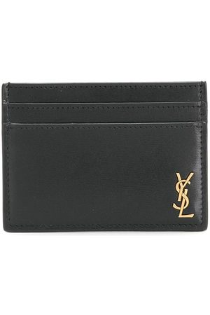 Saint Laurent Korthållare med monogram