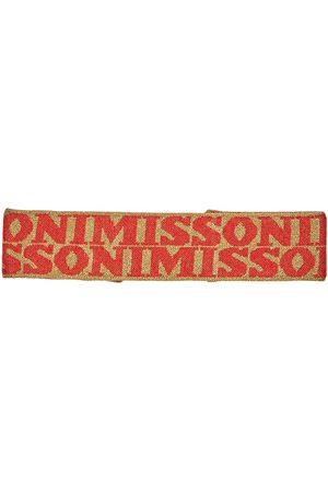 Missoni Logo Jacquard Headband