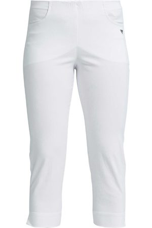 Laurie Rachel trousers long capri pockets