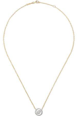 Kiki Mcdonough Kvinna Halsband - Diamanthalsband i 18K gult guld
