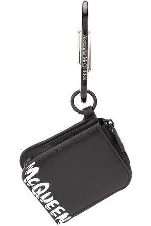 Alexander McQueen Man Väskor - Nyckelring med pouch och logotyp