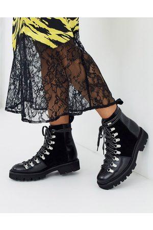 GRENSON – Nanette – Vandringskängor i läder