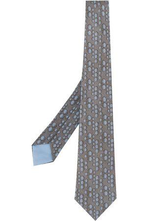 Hermès Bubbelmönstrad slips från 2000-talet