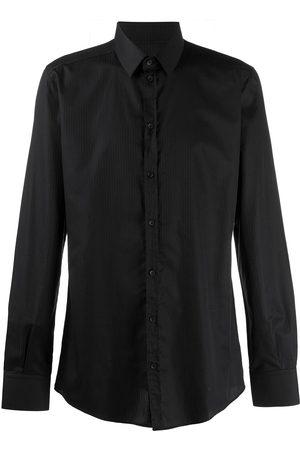 Dolce & Gabbana Pinstripe long-sleeve shirt