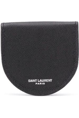 Saint Laurent Portmonnä med logotyp