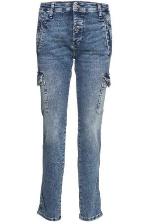 Please Cargo Denim London Studs Raka Jeans