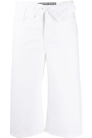 Alexander Wang High rise cropped leg jeans