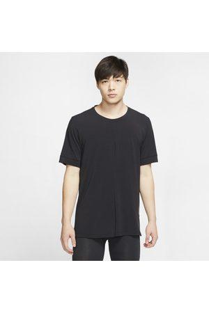 Nike Kortärmad tröja Yoga för män