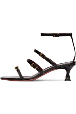 MANU 50mm Leather Sandals