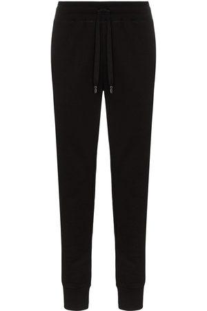 Dolce & Gabbana Man Joggingbyxor - Drawstring cotton sweatpants
