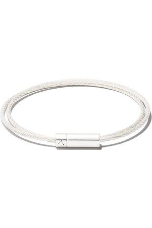 Le Gramme Armband - Le 9 Grammes Double Cable armband