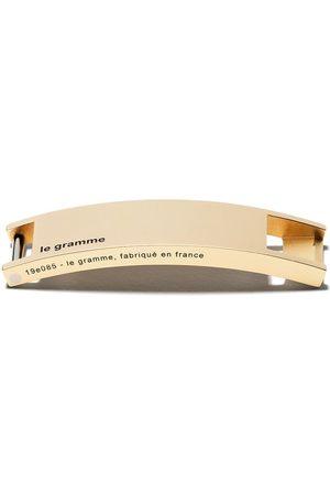 Le Gramme Armband - Utbytbart stycke i 18K gult guld