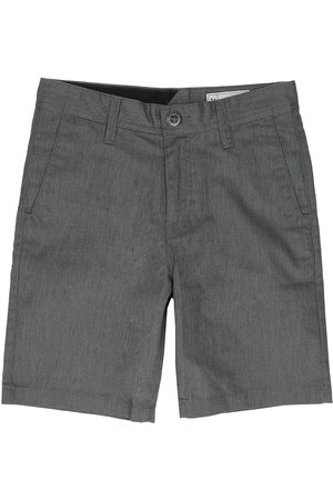 Volcom Frickin Chino Shorts charcoal heather